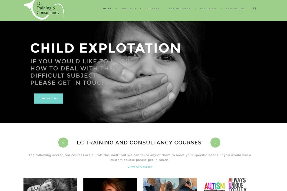 Mashuni - website design in Norfolk